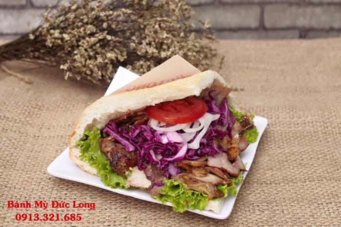 Bánh mì Doner Kebab Đức Long