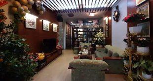 Nhà đẹp gần phố Hồ Tùng Mậu, Nam Từ Liêm, Hà Nội ô tô vào nhà, kinh doanh 45m 4t, giá 7.4 tỷ