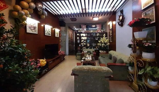 Bán nhà mặt phố Yên Lãng 70m2 5 tầng mặt tiền 3.5m giá 23 tỷ