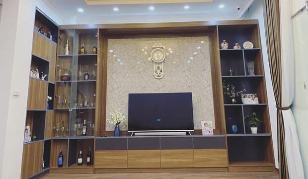 Bán shophouse phố Trịnh Văn Bô 100m2 5 tầng mặt tiền 5m giá 18.8 tỷ