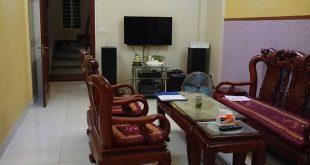 Bán nhà đẹp mặt ngõ phố Lê Quang Đạo, phường Phú Đô, 39m2, 4 tầng, mặt tiền 3.6m, giá 2.95 tỷ