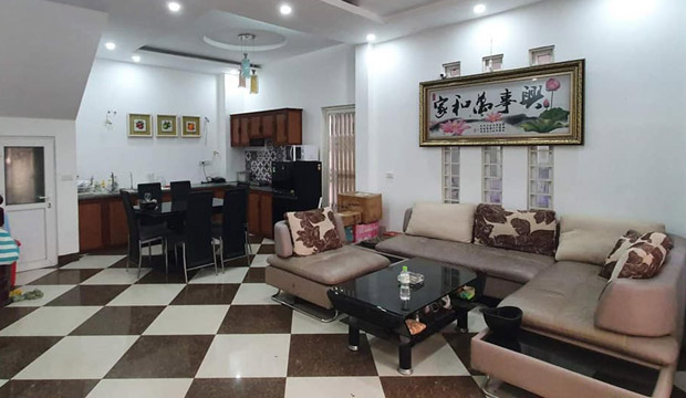Bán nhà mặt phố Nguyễn Đức Cảnh 80m2 nhà C4 mặt tiền gần 5m giá 9.3 tỷ