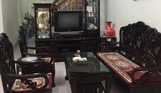 Bán nhà mặt phố Vân Hồ 2 diện tích 135m2 4 tầng mặt tiền 11.5m giá 68 tỷ